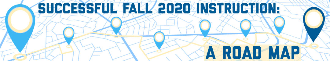 Successful fall 2020 instruction: A road map
